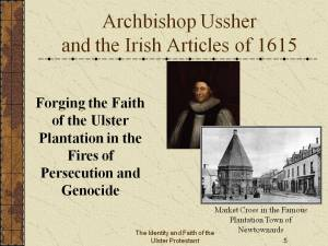 Archbishop James Ussher