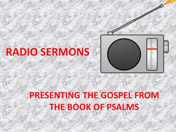 RADIO SERMONS