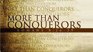 More than conqueors