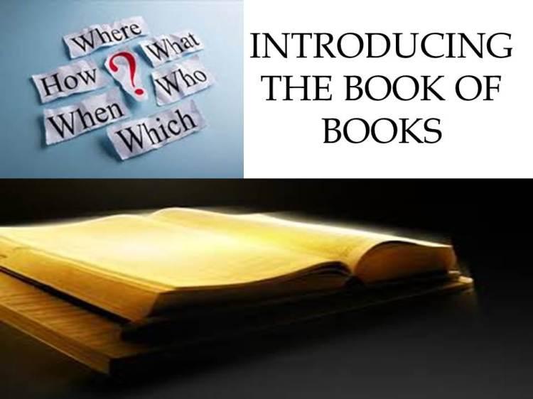 Book of Books Slide