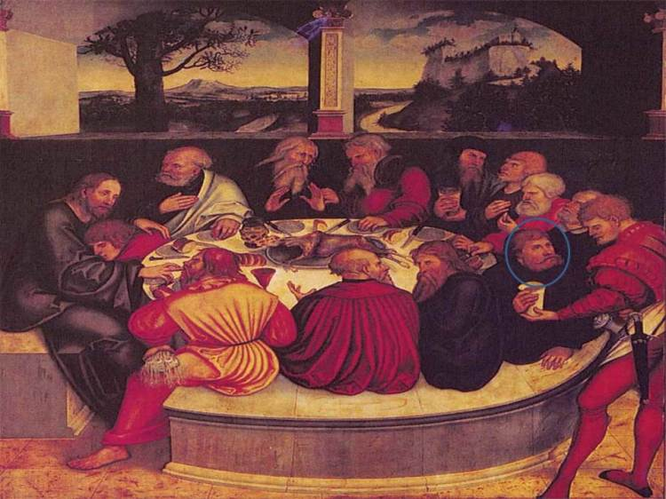 Luther's Last Supper